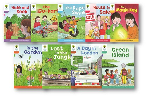 oxford reading tree books