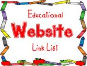 education websites pic