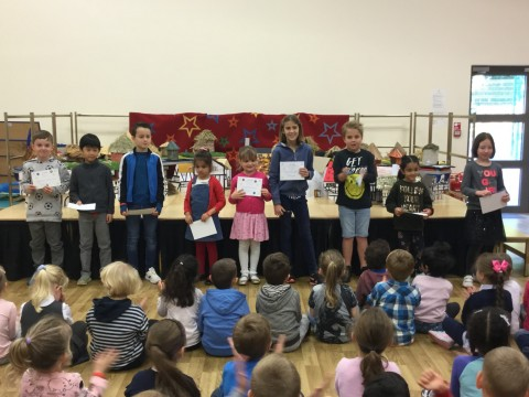 Celebration Assembly October 2018 (1)
